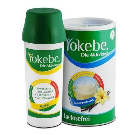 Yokebe Aktivkost Laktosefrei Starterpaket, Pulver