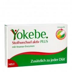 Yokebe Plus Stoffwechsel aktiv PLUS, Kapseln