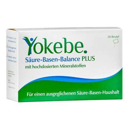 Yokebe Plus Säure-Basen-Balance, Beutel