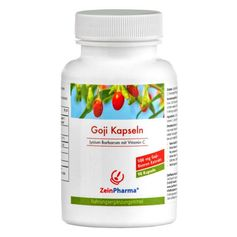 ZeinPharma Goji Extrakt, Kapseln