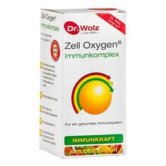 Zell Oxygen Immune Complex Liquid