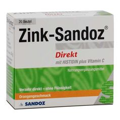 Zinc-Sandoz Direct Sachets