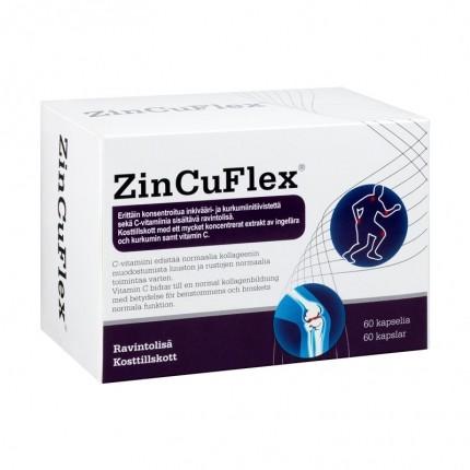 ZinCuFlex 60 kaps 84 g
