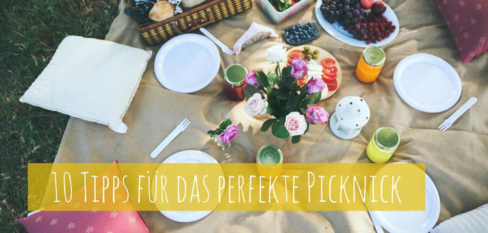 das perfekte picknick tipps und ideen von nu3. Black Bedroom Furniture Sets. Home Design Ideas