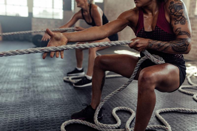 Sport-Sale, Crossfit Training