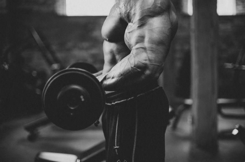 Muskeltraining mit Kreatin