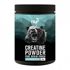 nu3 Creatin Pulver