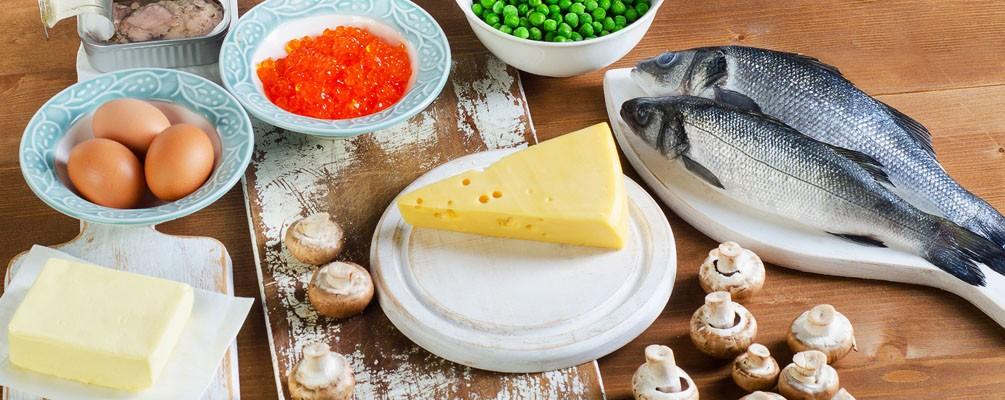 Aliments contenant de la vitamine D : où la trouver ? | nu3