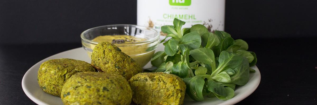 Falafel vegani