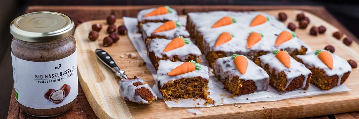 Carrot cake sans sucre