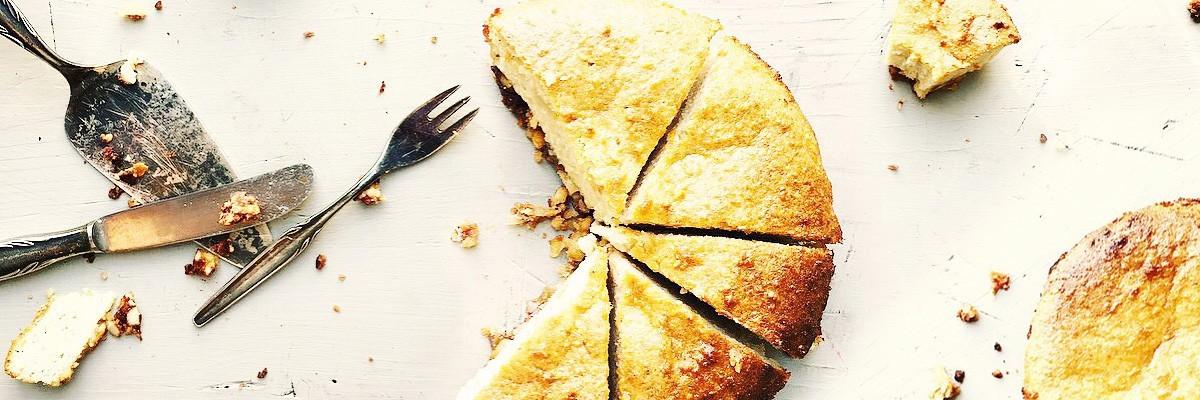 Aus der Blogger Kitchen: Paleo Cheesecake