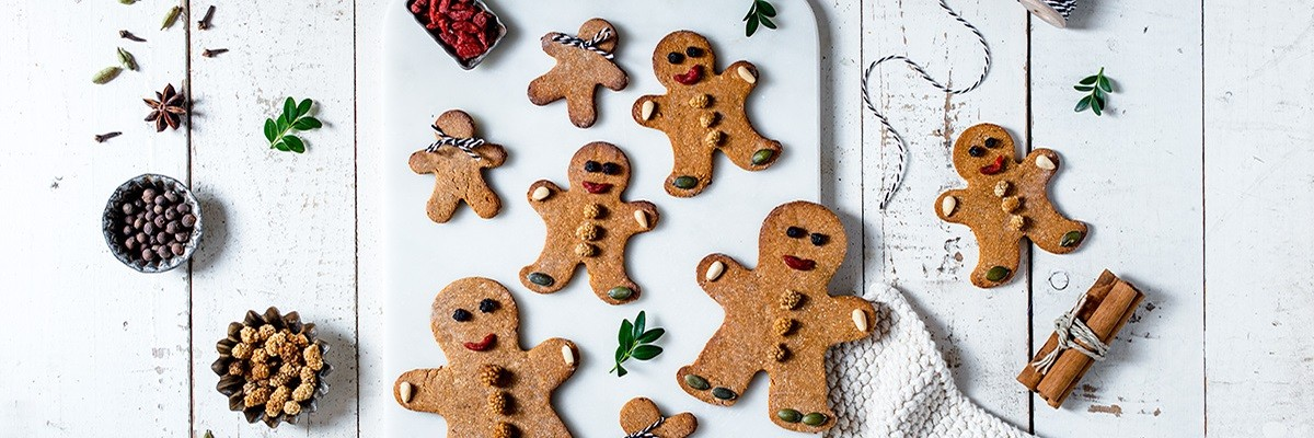 Super Gingerbread Man