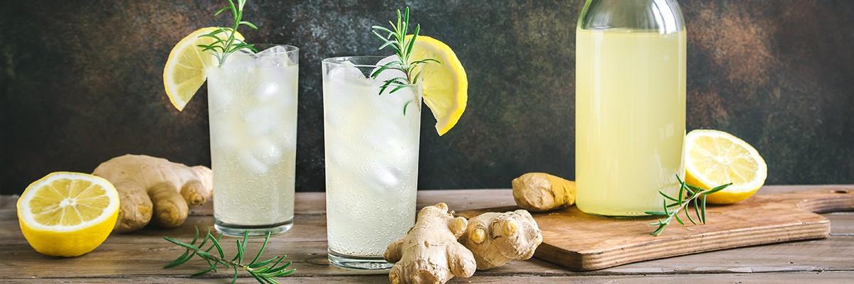 Switchel - die kultige Ingwer-Limonade