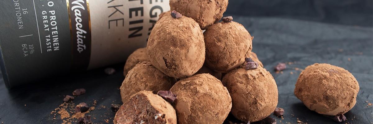 Truffes au chocolat maison sans sucre ajouté
