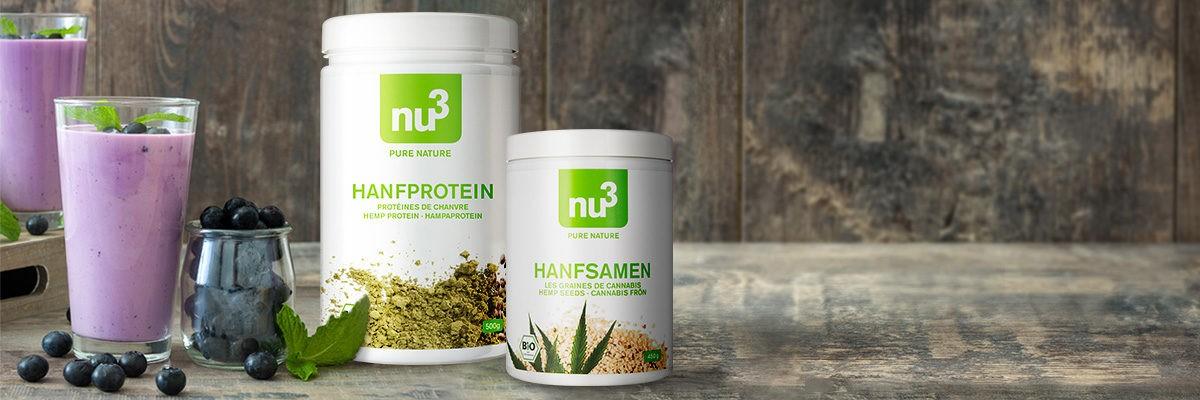Vegan Protein-Shake – Mehr Power dank Hanfprotein & Erdnussbutter