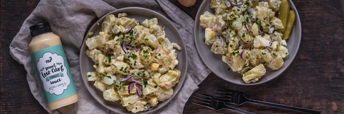 Kartoffelsalat Rezept ohne Mayo