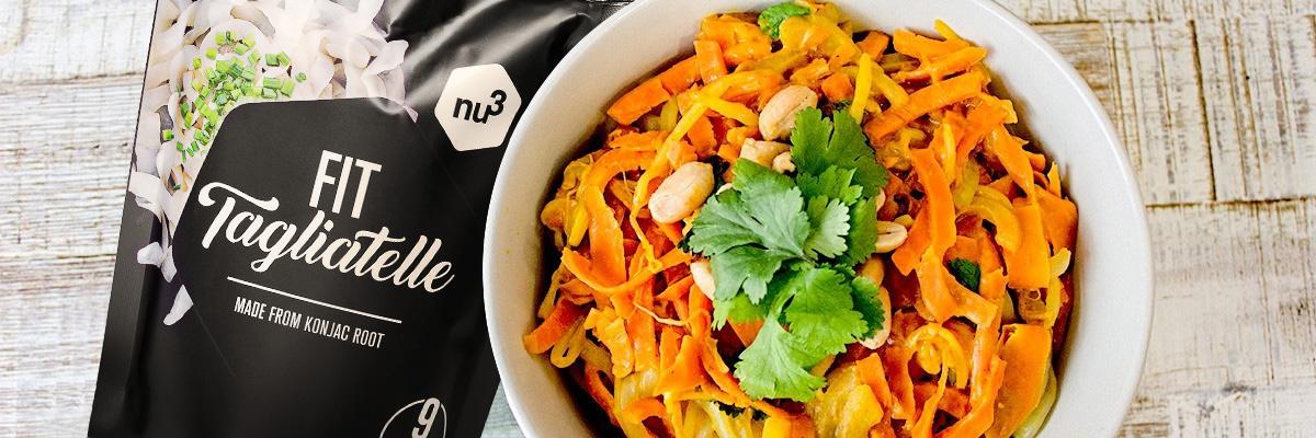 Veganes Rezept Pad Thai