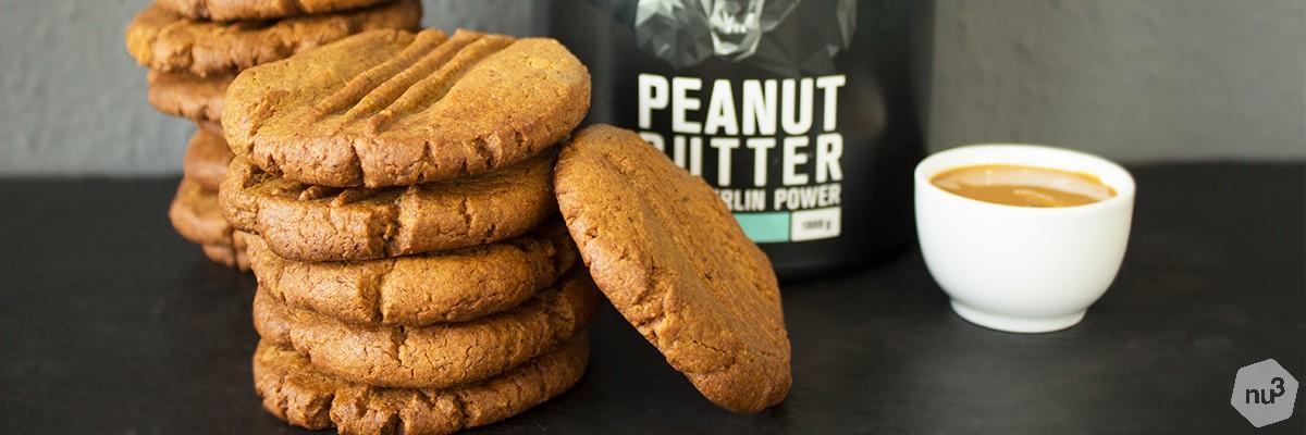 Biscotti al burro di arachidi