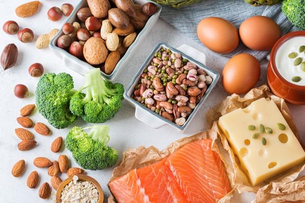 liste des aliments faibles en gras