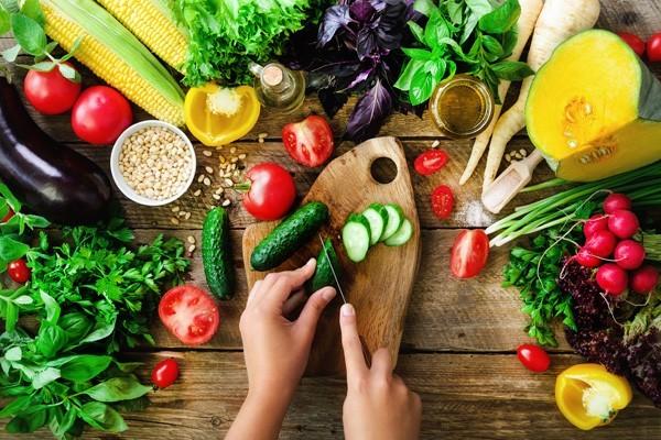 Vegetarische Ernährung Gesund Abwechslungsreich Nu3