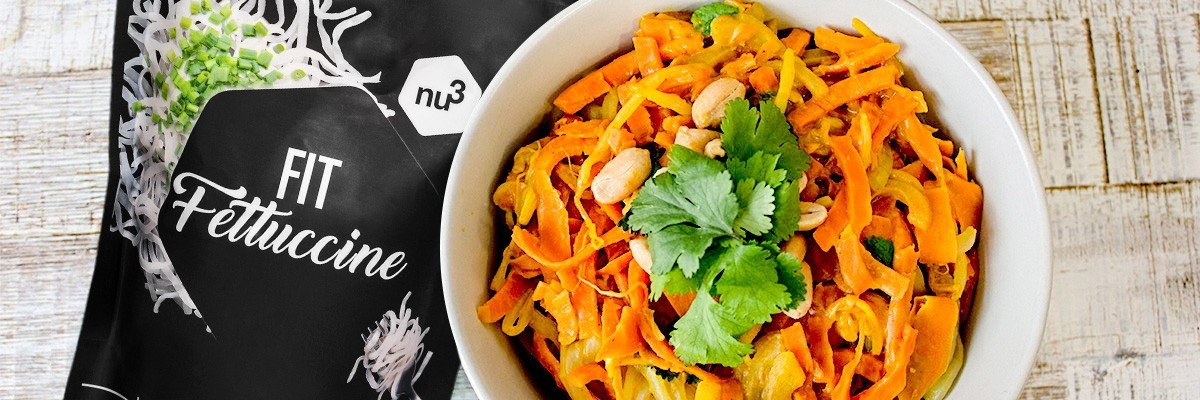 Pad Thai minceur low carb