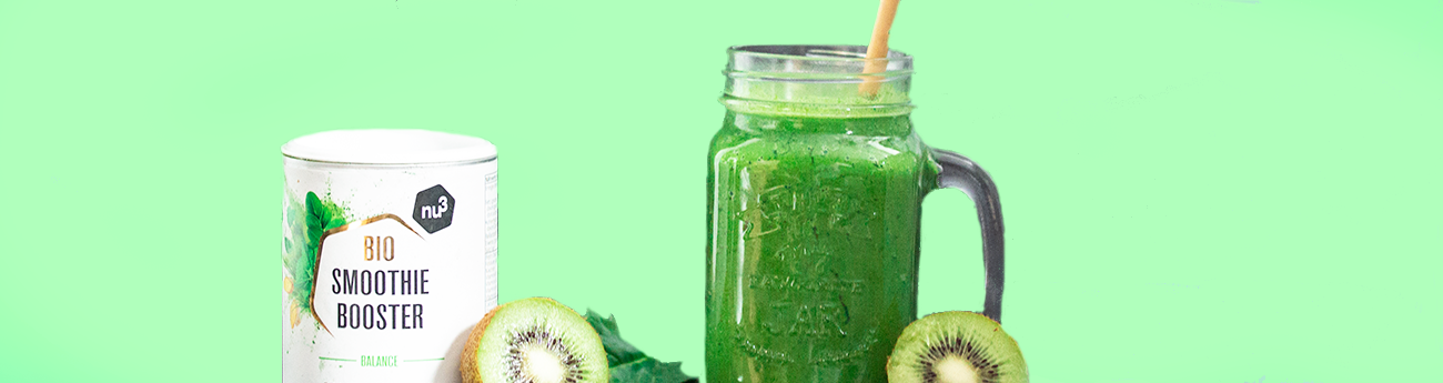Green smoothie, Balance
