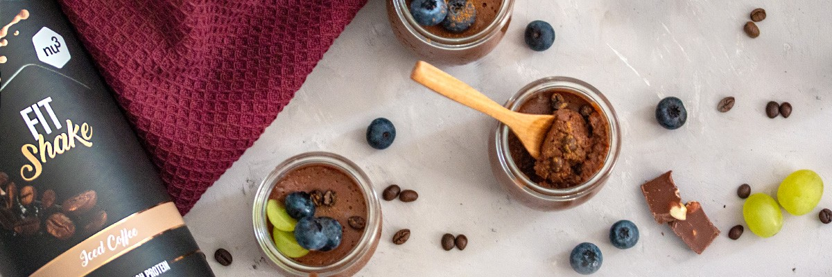 Protein Mousse au Chocolat