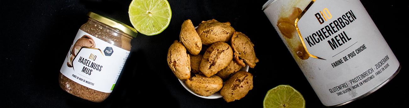 Biscotti madeleine senza burro