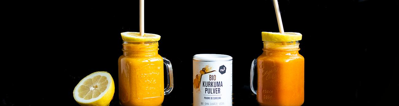 Succo di frutta arancia-curcuma
