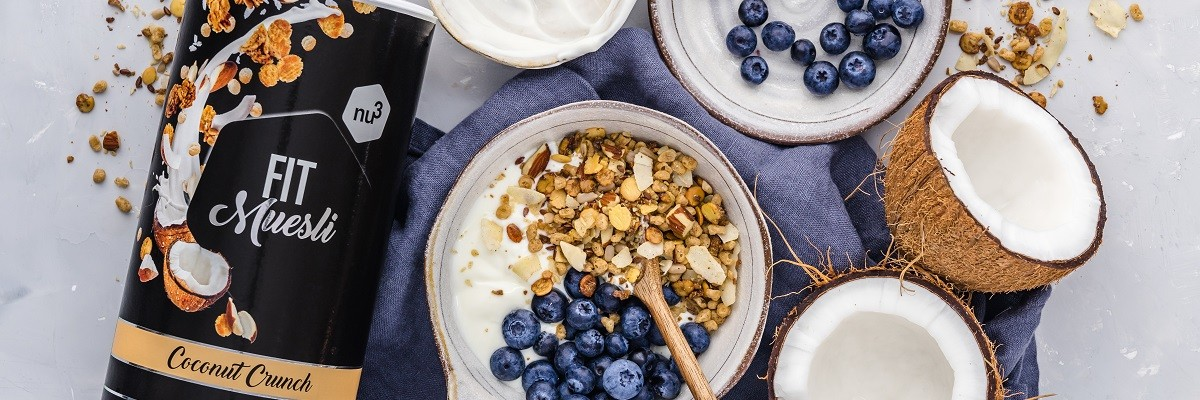Fit Muesli bowl Coconut Crunch