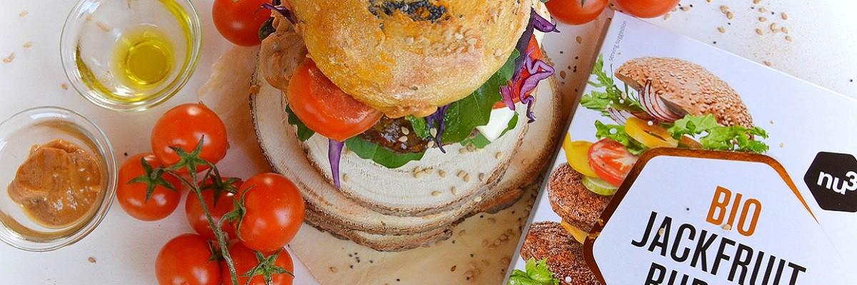 Ricetta jackfruit burger