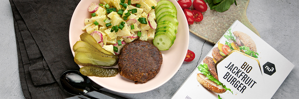 Falscher Kartoffelsalat - Low Carb Rezept