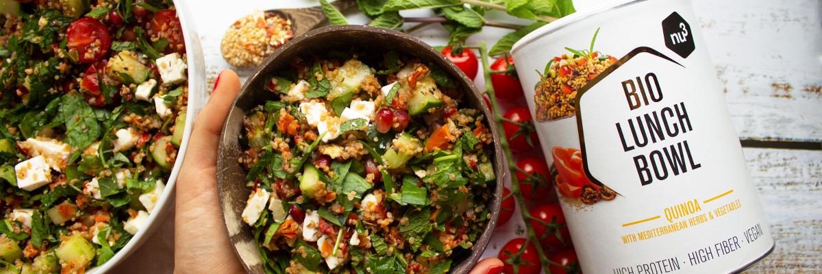 Einfaches Rezept für Tabouleh